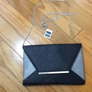 Clutch with removable strap!